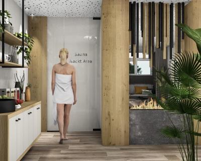 Projekt: Hotel Garnie Herz ***S