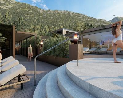 Projekt: Quellenhof Luxury Resort - Forellenhof