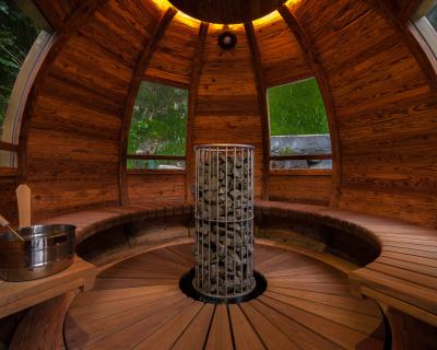 Projekt: die kugl_sauna