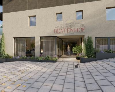 Projekt: Panorama Silence Appartement - Hotel Beatenhof ***S