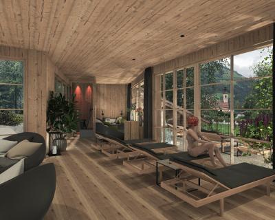 Projekt: Hotel Saalerwirt
