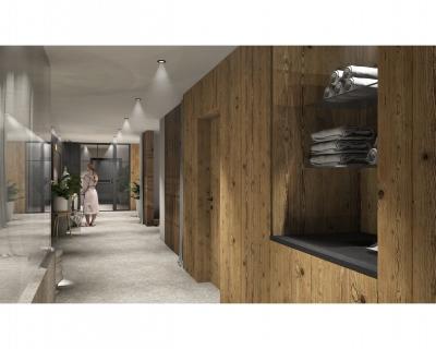 Projekt: Hotel La Genzianella